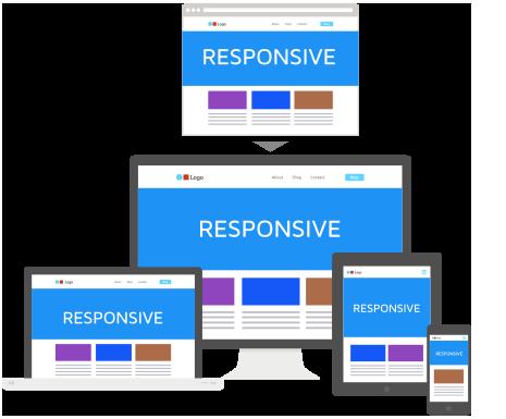 طراحی وب واکنشگرا -  طراحی ریسپانسیو چیست